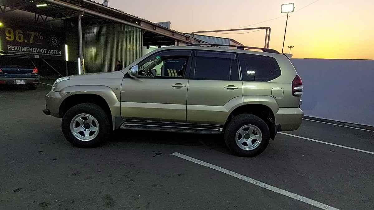 2003 Toyota Land Cruiser Prado
