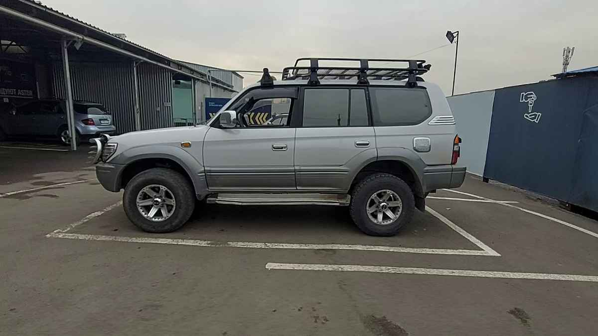 1998 Toyota Land Cruiser Prado