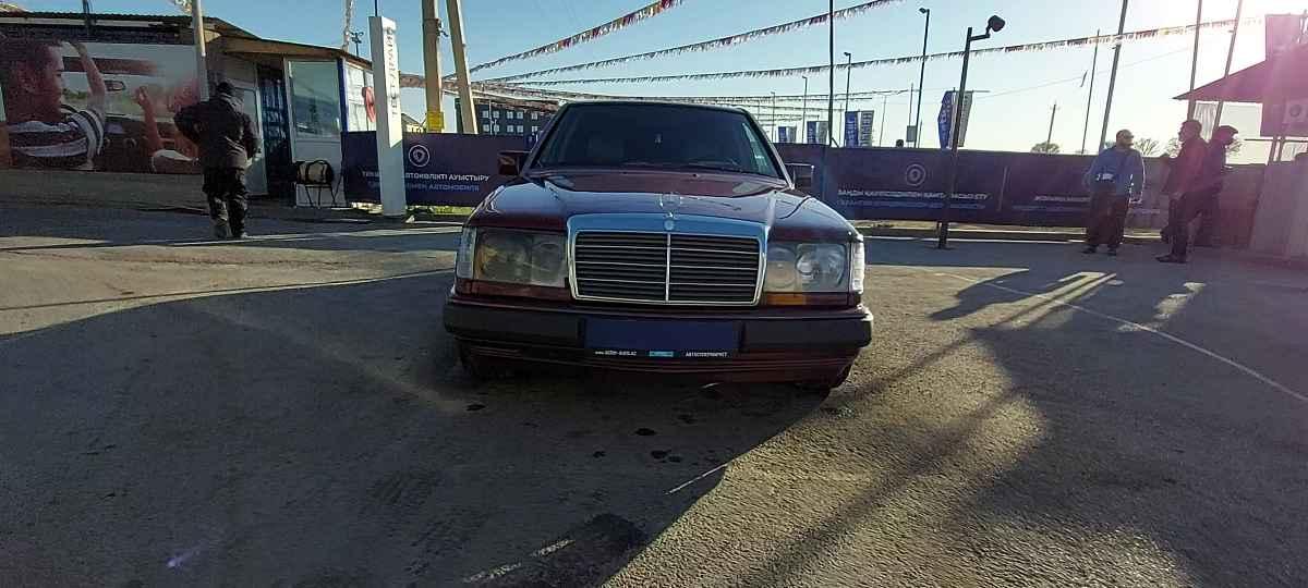 1991 Mercedes-Benz W124