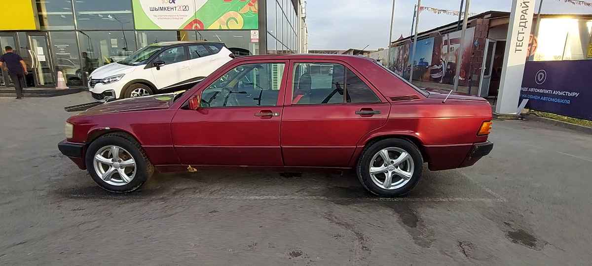 1991 Mercedes-Benz 190 (W201)