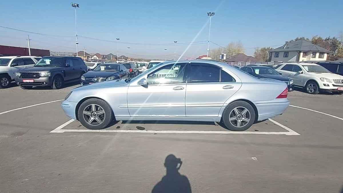 1999 Mercedes-Benz S-Класс