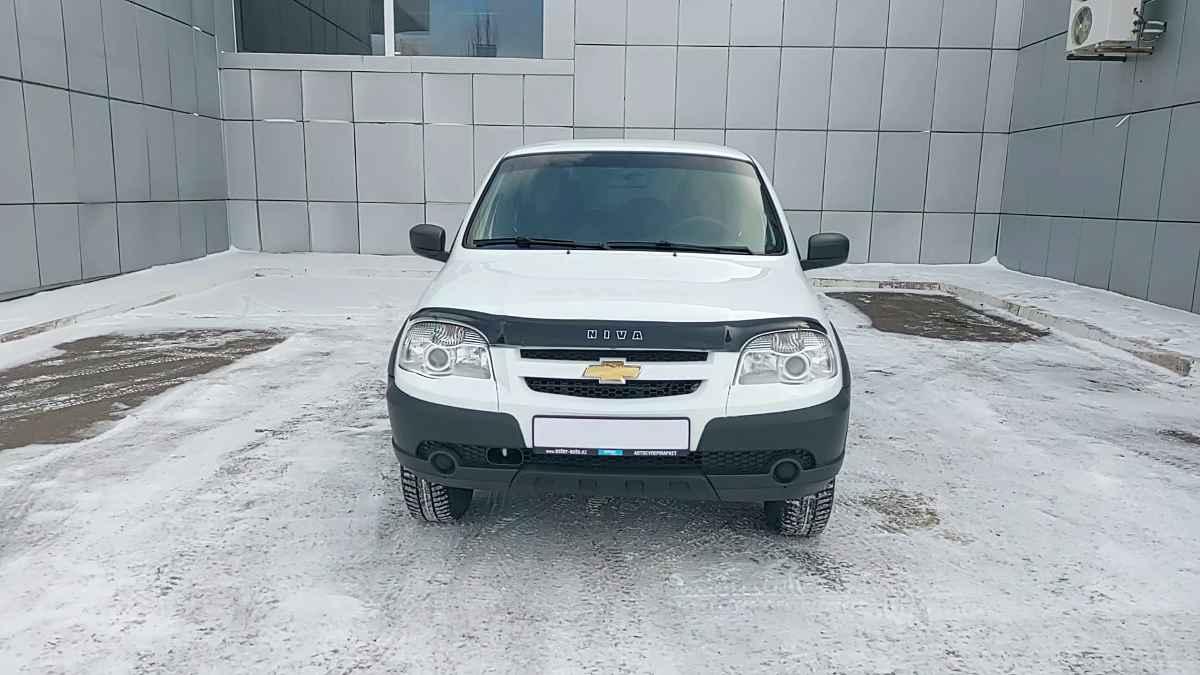 2018 Chevrolet Niva