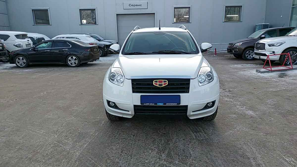 2014 Geely Emgrand X7
