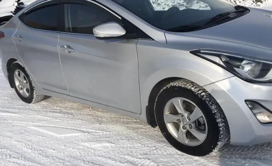 Hyundai Elantra 2016 года за 6 450 000 тг. в Караганда