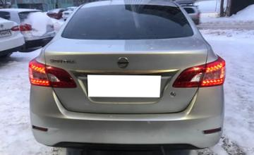 Nissan Sentra 2014 года за 4 600 000 тг. в Нур-Султан