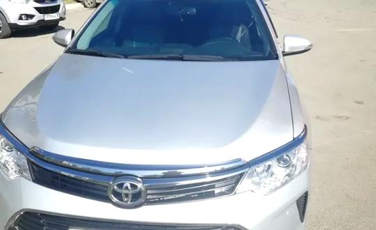 Toyota Camry 2017 года за 10 500 000 тг. в Костанай