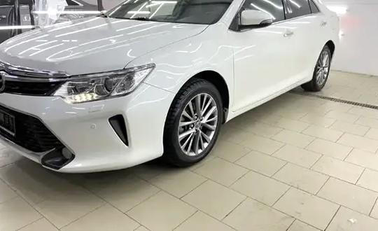 Toyota Camry 2017 года за 11 800 000 тг. в Костанай