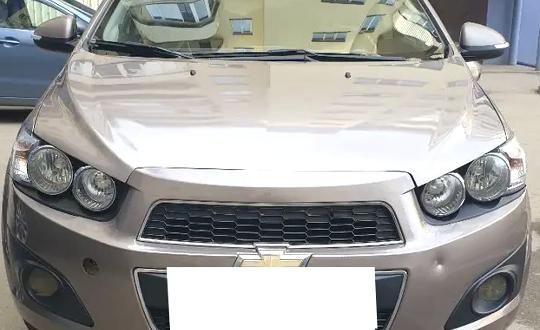 Chevrolet Aveo 2013 года за 2 950 000 тг. в Алматы