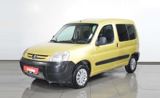 2007 Peugeot Partner