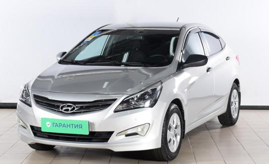 Hyundai Accent 2015 года за 4 740 000 тг. в Нур-Султан