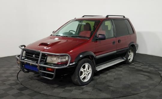 1996 Mitsubishi RVR