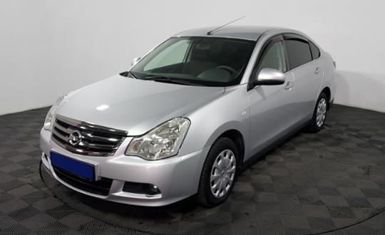 Nissan Almera 2017 года за 4 560 000 тг. в Алматы