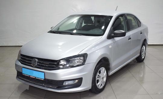 2015 Volkswagen Polo