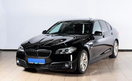 2014 BMW 5 серия