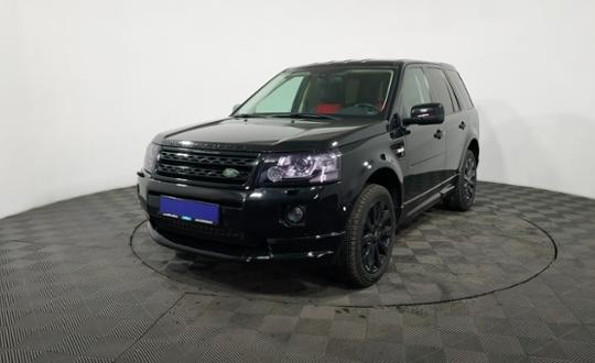 2013 Land Rover Freelander