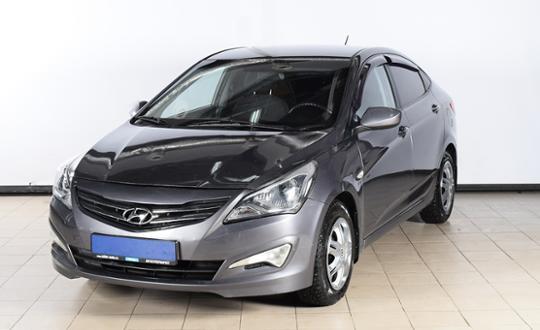 2015 Hyundai Solaris