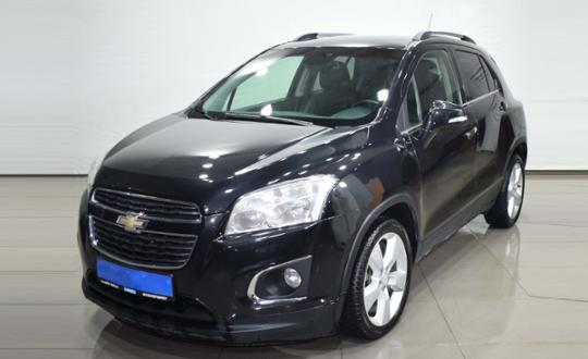2014 Chevrolet Tracker