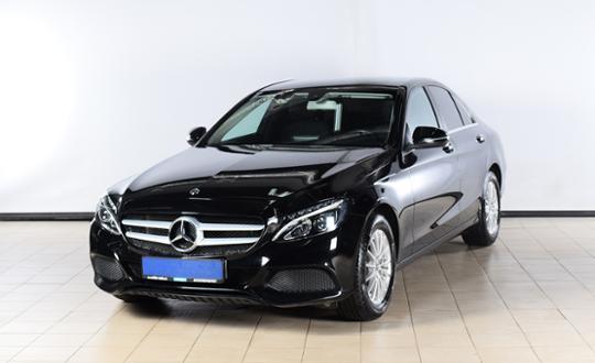 2017 Mercedes-Benz C-Класс
