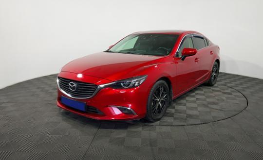 Mazda 6 2015 года за 7 990 000 тг. в Алматы