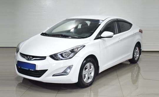 Hyundai Elantra 2014 года за 5 210 000 тг. в Шымкент