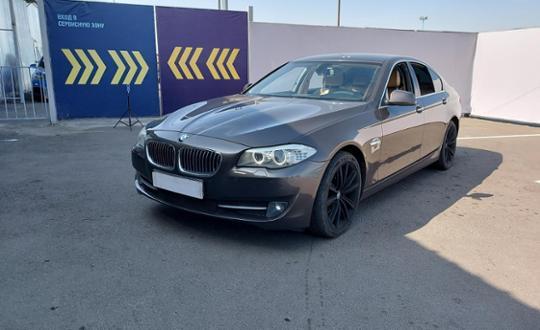 BMW 5 серии 2010 года за 8 000 000 тг. в Алматы