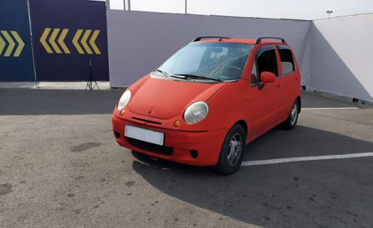 2007 Daewoo Matiz