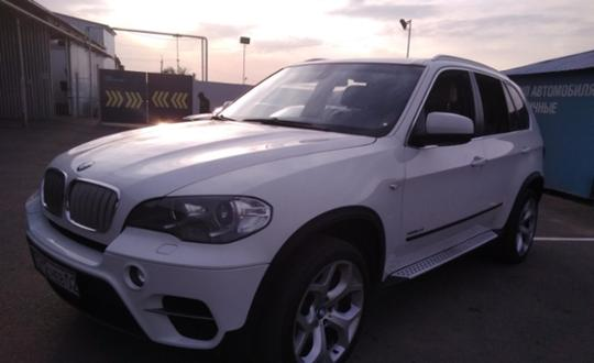 BMW X5 2010 года за 10 500 000 тг. в Алматы