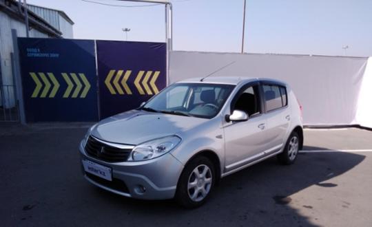 Renault Sandero 2012 года за 2 990 000 тг. в Алматы