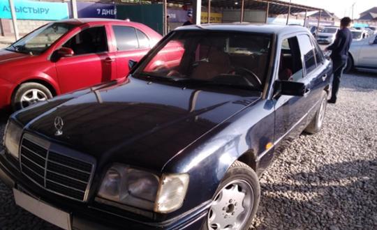 1993 Mercedes-Benz E-Класс