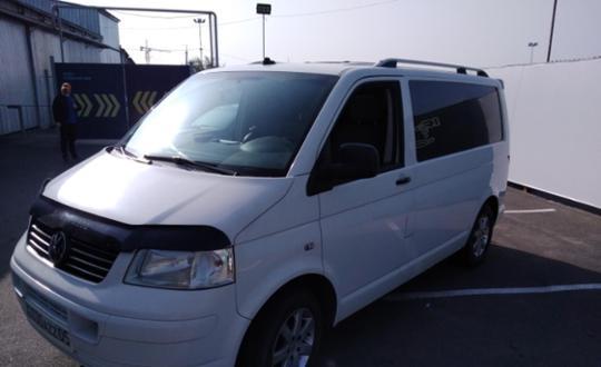 2009 Volkswagen Transporter