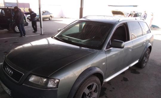 2001 Audi A6 allroad