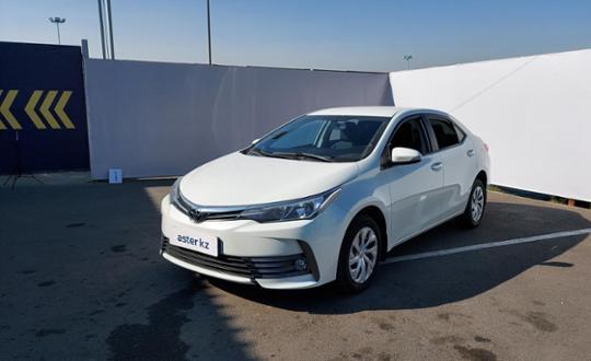 Toyota Corolla 2016 года за 7 200 000 тг. в Алматы