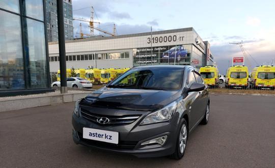 2016 Hyundai Solaris