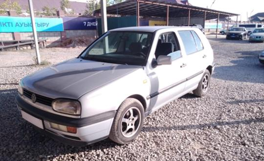 Volkswagen Golf 1995 года за 1 700 000 тг. в Шымкент