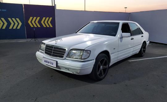 1996 Mercedes-Benz S-Класс