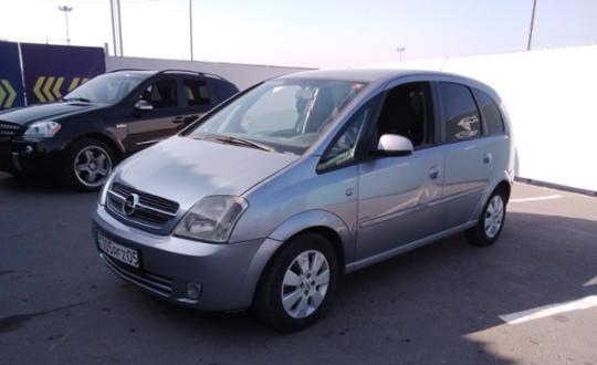 2003 Opel Meriva
