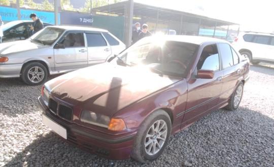 1992 BMW 3 серия