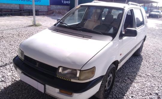 1991 Mitsubishi Space Wagon