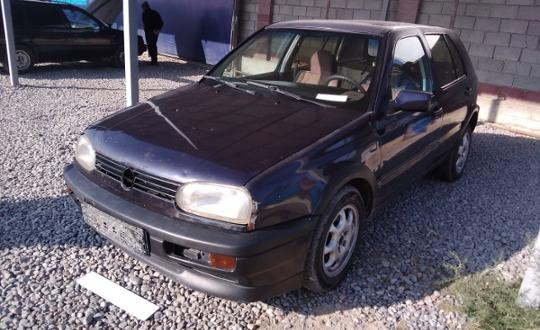 1993 Volkswagen Golf
