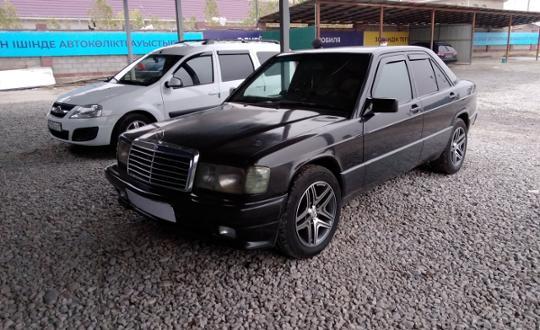 1989 Mercedes-Benz 190 (W201)