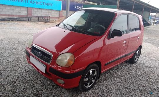 Hyundai Verna 2001 года за 1 700 000 тг. в Шымкент