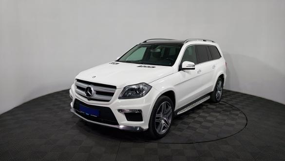 2014 Mercedes-Benz GL-Класс