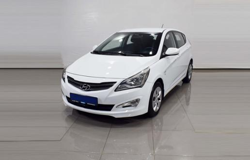 Hyundai Accent 2014 года за 5 510 000 тг. в Шымкент