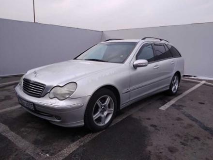 2001 Mercedes-Benz C-Класс