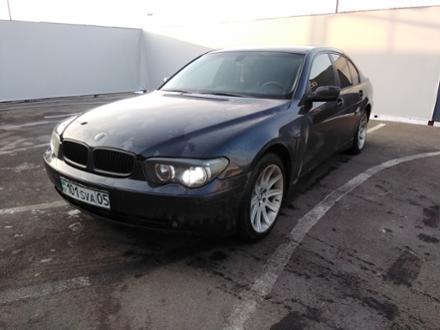 2004 BMW 7 серия