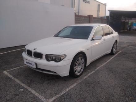2005 BMW 7 серия