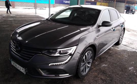 2018 Renault Samsung SM5