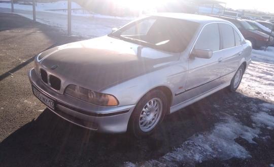 2000 BMW 5 серия