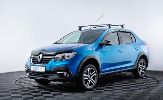 Renault Logan 2020 года за 7 138 000 тг. в Алматы