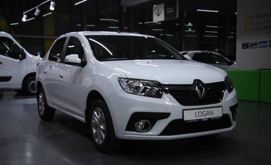Renault Logan 2020 года за 7 187 000 тг. в Алматы